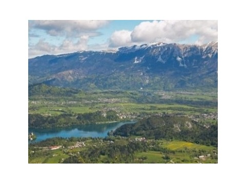 Slovinsko - Gorenjska