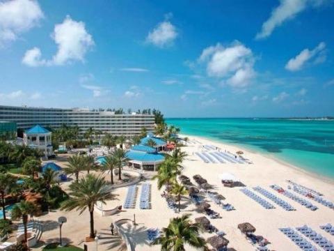 Bahamy - Paradise Island