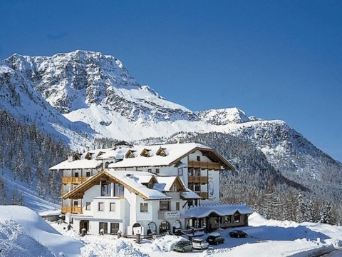 Alpy Italské - Val Di Fassa
