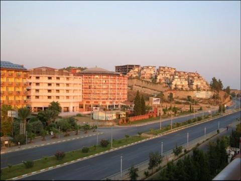 Turecko - Incekum