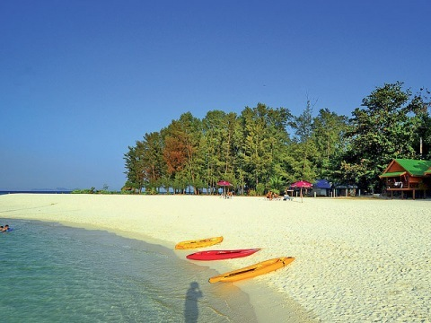 Thajsko - Ko Lipe