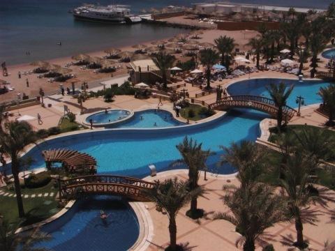 Jordánsko - Aqaba