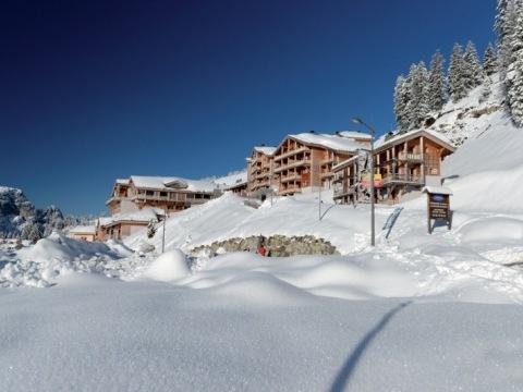 Alpy Francouzské - Haute Savoie