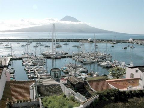 Azorské Ostrovy - Ostrov Faial