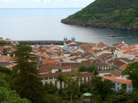 Azorské Ostrovy - Ostrov Terciera Island