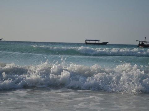 Zanzibar - Jihovýchodní pobřeží