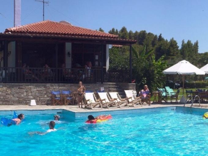 Easy-Travel.cz » Země » Řecko » Chalkidiki » Hanioti Village