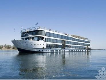 Plavba po Nilu s pobytem u moře