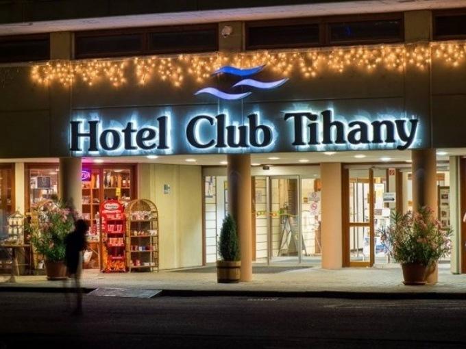 Club Tihany - Bungalovy