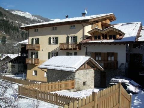 Apartmánový dům Casa Margherite