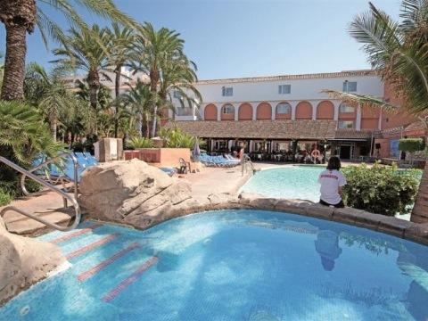 Diverhotel Roquetas(Ex Playazul)