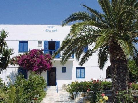 Hotel a studia Agia Anna