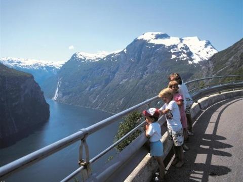 Velká cesta za perlami Norska