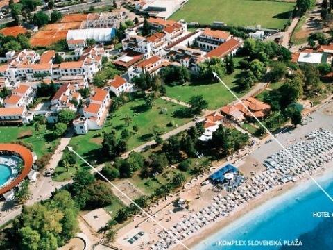 Komplex Slovenska Plaža