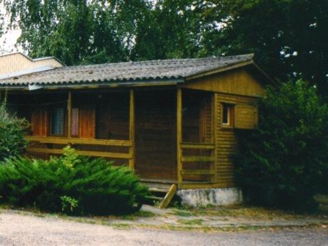 ZVÍKOV - Zvíkovské Podhradí bungalovy