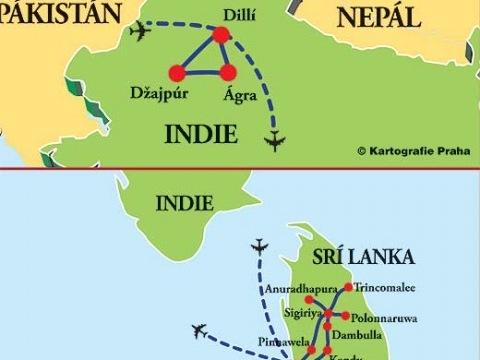 SRÍ LANKA - INDIE