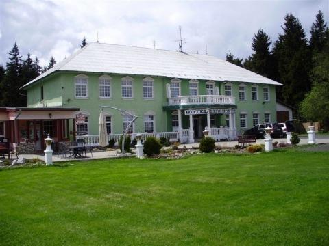 BERGHOF - Jáchymov