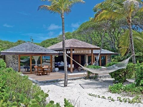 St. Vincenc a Grenadiny-Palm Island , Grenadiny