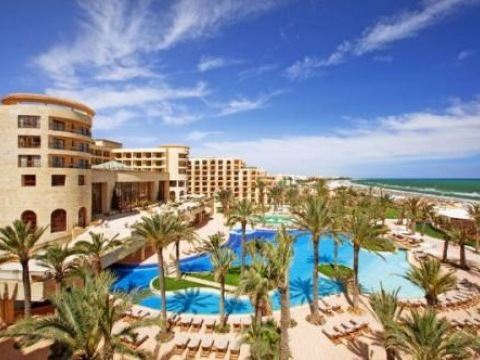 Tunezja w pigułce Movenpick Resort & Marine Spa