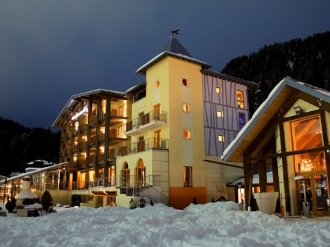Design Hotel Oberosler