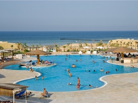 Three Corners Fayrouz Plaza Beach Resort