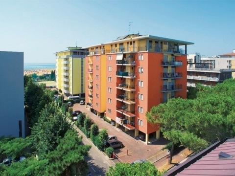 Apartmánové domy Aurora Smeralda