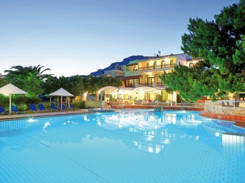 Aroma Creta Hotel & Apartments