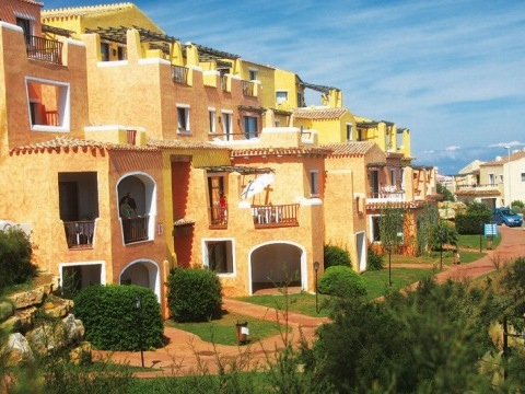Residenční komplex Stintino Country Paradise