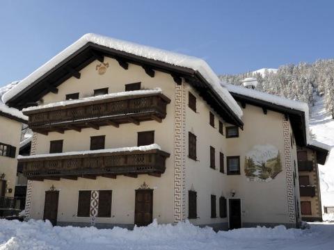 Apartmánový dům La Fonte