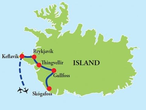 Island Fly & Drive