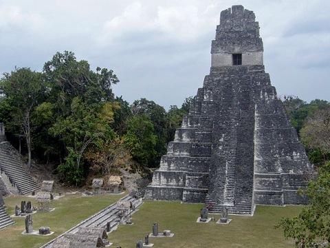 Po stopách mayské civilizace