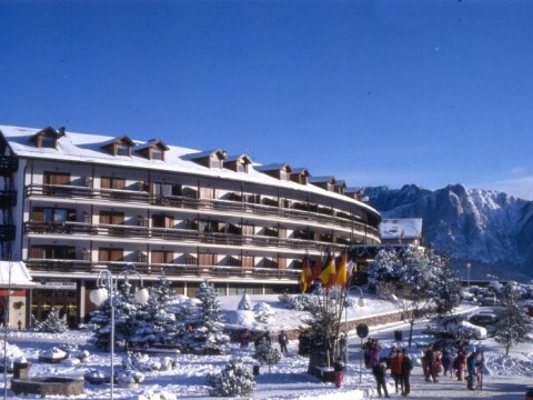 Clubresidence A Hotel Veronza