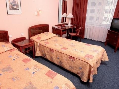 Eurovíkend v Petrohradě-Hotel Azimut