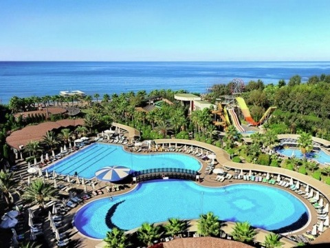 Funtazie klub Mukarnas Spa & Resort