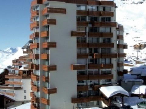 Privátní apartmány Val Thorens