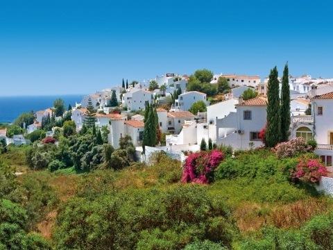 Krása Vášnivé Andalusie