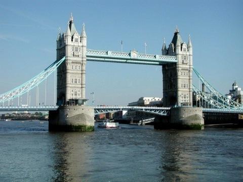 Londýn - Perla Na Řece Temži