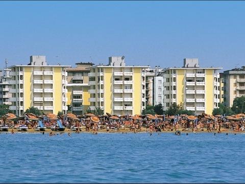 Apartmánové domy Girasole