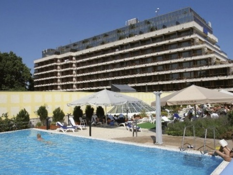 Danubis Health Spa Resort Margitsziget