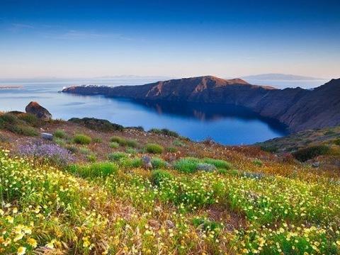 Kombinace ostrovů Santorini Paros Naxos 2 hotely