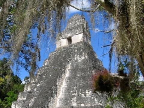 Mayské pámátky střední Ameriky - Guatemala, Honduras, Belize