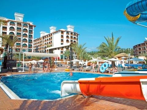 Quattro Beach resort and Spa