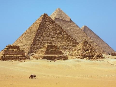 Egypt Lodí Po Nilu S Pobytem u Moře 1