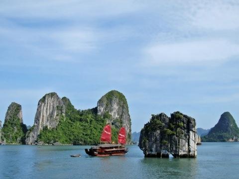 Nejzářivější perly Vietnamu