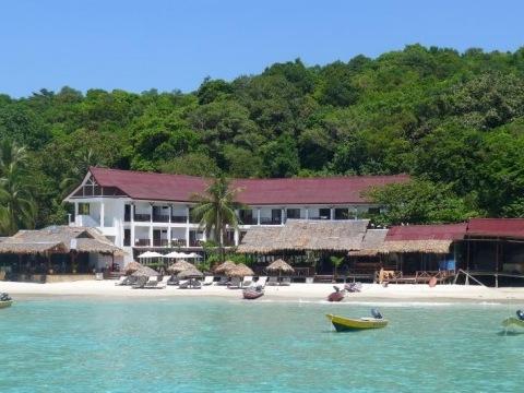 Bubu Island Resort
