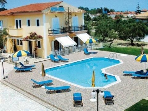 Apartmány Panagiotis I a Ii