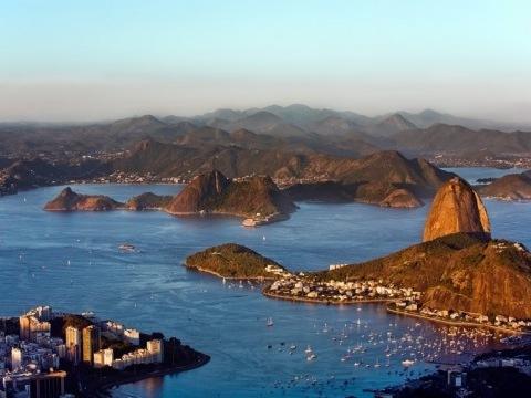 Brazilský expres (Rio a Iguazú)