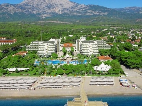 Queen's Park Tekirova Resort