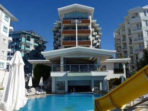 Xperia Saray Beach