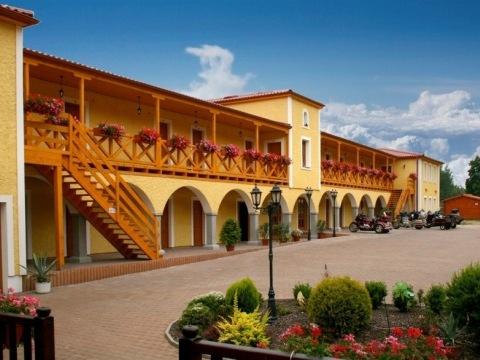 Resort Stein - Skalka u Chebu